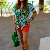 Босоножки женские Paul green 24. 5см натуральная кожа нубук