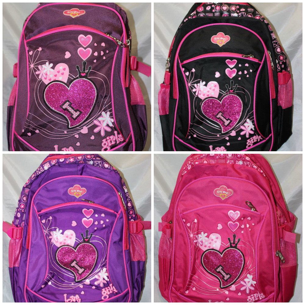 В наличии! большой выбор школьный, городской рюкзак фото №1