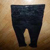 River Island стильные джинсы на мальчика 2-3 года