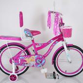Детский велосипед Flora-18