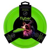 Флайбер (фрисби, летающая тарелка, flyber) - супер игрушка для собак