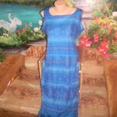 Berkertex красивое женское платье р 18 на 48-52 р