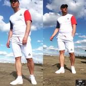 Мужской летний  костюм 48-52р.