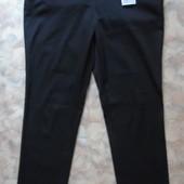 Черные брюки 46 новые