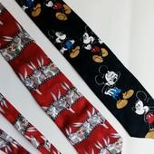 Весёлые галстуки Disney