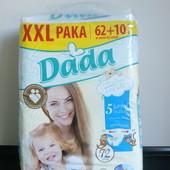 Подгузники памперсы Dada extra soft xxxL все размеры Доставка