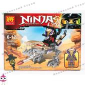 Детский Конструктор Ninja 79342 аналог Lego ninjago «мастера Спинджицу, 94 деталей