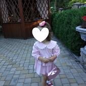 Нарядное платьице Princess Rose