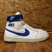 БроньВысокие кожаные кроссовки Nike оригинал