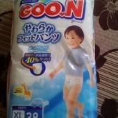 Памперсы Goon для мальчиков