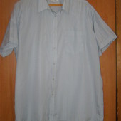 Рубашка короткий рукав Phoenix ворот 47см большой размер