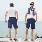 Мужские шорты с ремнём Tchibo евро 60