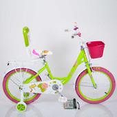 Двухколесный велосипед 20-Roses
