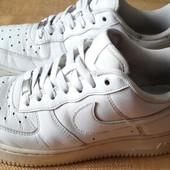 Кожаные кроссовки Nike AF-1'82 оригинал р.40-25см.