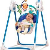 Кресло-качалка Fisher-Price (Magical Mobile Swing)