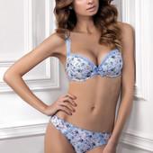 Комплект женского белья Формованный гладкий бюстгальтер push-up 1120/80 Fany от Jasmine lingerie