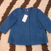 Пальто F&F для малышки