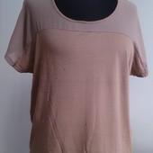 Блузка Esmara L-XL темно-бежевая