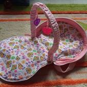 Рюкзак-переноска от Hasbro для My little pony!