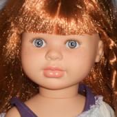шикарная шарнирная кукла Сандра Паола Рейна Paola Reina испания оригинал клеймо 60 см