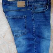 джинсы F&F размер 38-30 slim (наш 56)