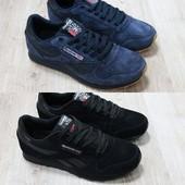 Кроссовки замшевые, Classic, р. 41-45, код ks-2550