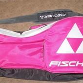 Сумка-чехол для ракеток Fisher 2 отделения 6 ракеток