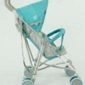 Коляска прогулочная Джой 108С детская трость JOY с ремнем для переноски
