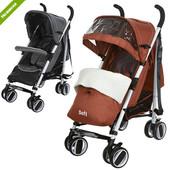 Детская прогулочная коляска трость, Soft (M 3432-1)