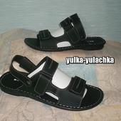 Мужские сандалии - шлепанцы 2в1