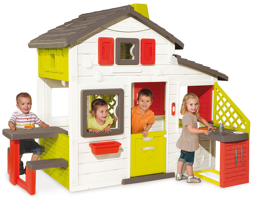 Домик с кухней Smoby 810200 фото №1