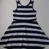 Сарафан платье Next на 9 лет рост 134 см