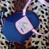 Кенгуру для переноски малыша