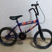 Детский двухколесный велосипед 16 дюймов