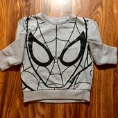 Свитшот Spider Man на 1,5-2 г.