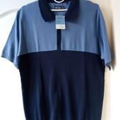 мужская футболка поло р.М., полномерная, Watsons Германия