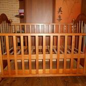 Продам кроватку детскую Верес Соня , б/у и балдахин
