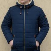 Мужской пуховик зимняя мужская куртка парка