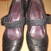 Удобные кожаные туфли 5 авеню, 26 см