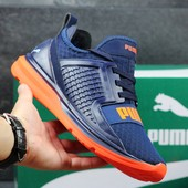 Кроссовки PUMA Ignite limitless blue orange