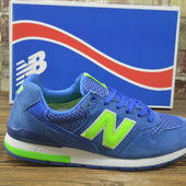 Мужские кроссовки New Balance 996 blue/green