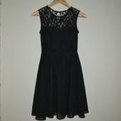 Платье с кружевом в идеале