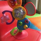 Игрушка на присоске Kiddieland Цветик со звуком на русском язике