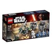 Lego Star Wars Скоростной спидер Кэнана 75141
