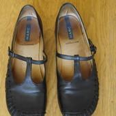Туфлі шкіряні розмір 37 стелька 24,2 см Marc