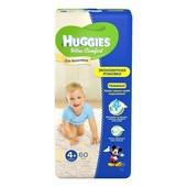 Huggies® Ultra Comfort для мальчиков размер 4плюс на 10 - 16 кг .