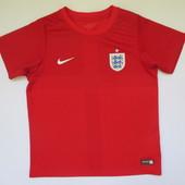 Футболка  для футбола Nike  7-8 лет, рост 122- 128 см