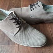 Кожаные туфли Aivi 41р.