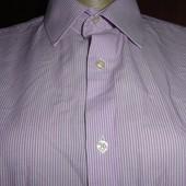Фирменная стильная мужская рубашка Tailor & Cutter
