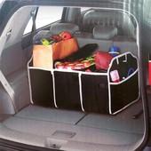 Складной органайзер для багажника автомобиля car boot organizer, автомобильный органайзер, автомобил